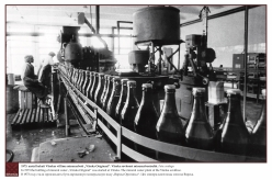 "1973 - In 1973 the bottling of mineral water ""Värska Original"" was started at Värska. The mineral water plant of the Värska sovkhoz.