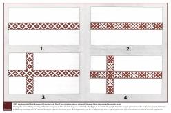 2003 - Erakorralisel Seto Kongressil 2003. aastal kinnitati seto lipp. Lipu valis seto rahvas eelnevalt ajalehes