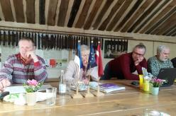 Tugigrupi koosolek 13.03.2017