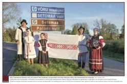 2018 - 2018. aastal moodustati Setomaa vald, mis kuulub Võru maakonda. Esmakordselt said setod võimaluse ühtse valla territooriumil ise otsustada.  Foto: Toomas Tuul