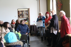 3.-4.11.2017 Käsitööõppereis Apesse ja Smiltenesse