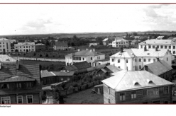 1933 - In 1930ies the town of Pechory started to develop fast. Numerous modern buildings were constructed and the town became a European small town. 
