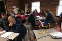 Tugigrupi koosolek 17.10.2016